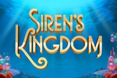 Sirens Kingdom Logo