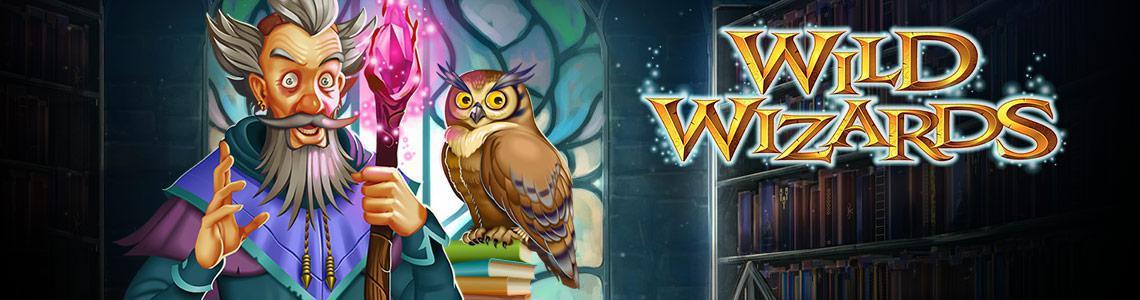 Wild Wizards Slots Mega Reel