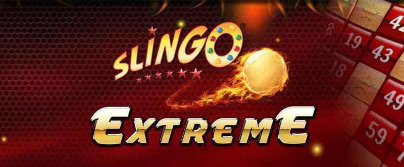 Slingo Extreme Slot Mega Reel