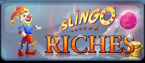 Slingo Riches Slots Mega Reel
