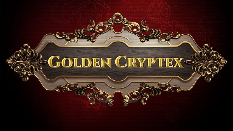 Golden Cryptex Slots Mega Reel