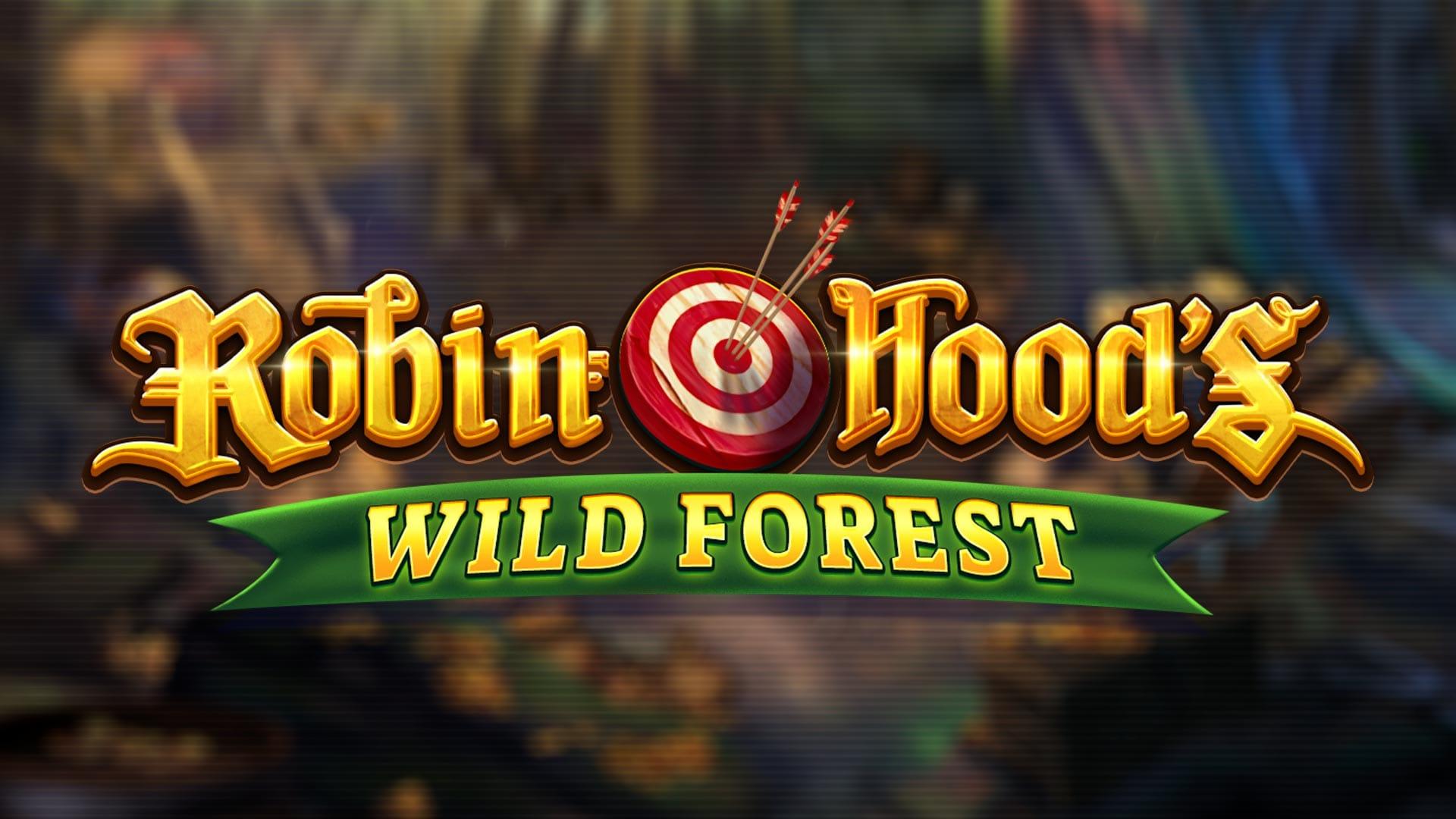 Robin Hood's Wild Forest Slots Mega Reel