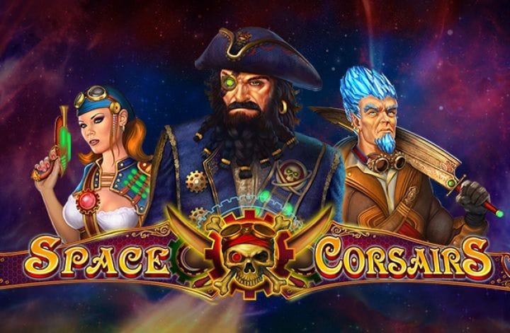 Space Corsairs Slots Online