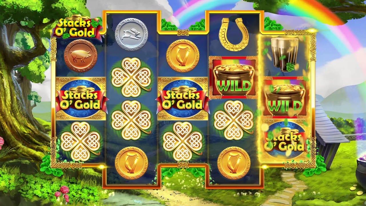 Stacks O'Gold Slots Online