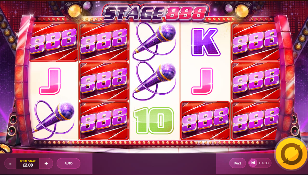 Stage888 Gameplay