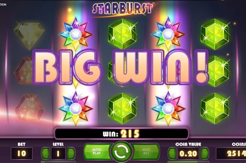 Starburst Free Spins and Features Image