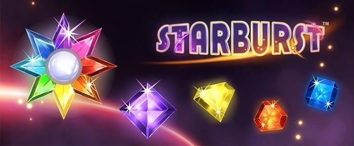 Starburst Online Slot Logo