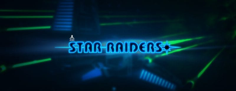Star Raiders Slots Mega Reel