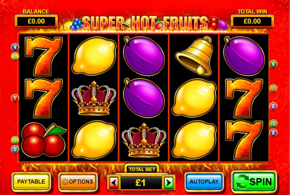 Super Hot Fruits Gameplay