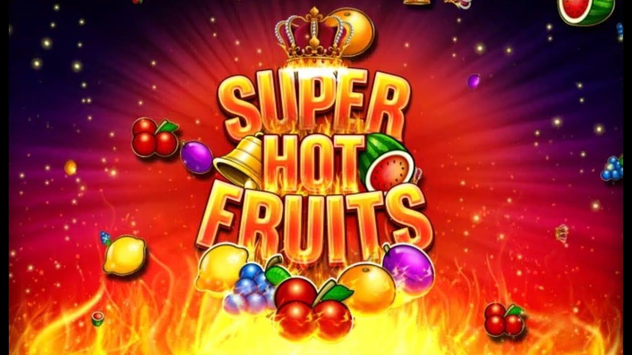 Super Hot Fruits Logo