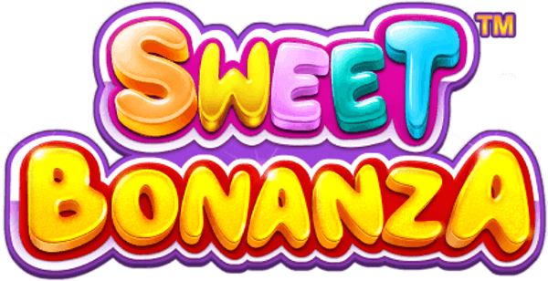 Sweet Bonanza Slot Logo Mega Reel