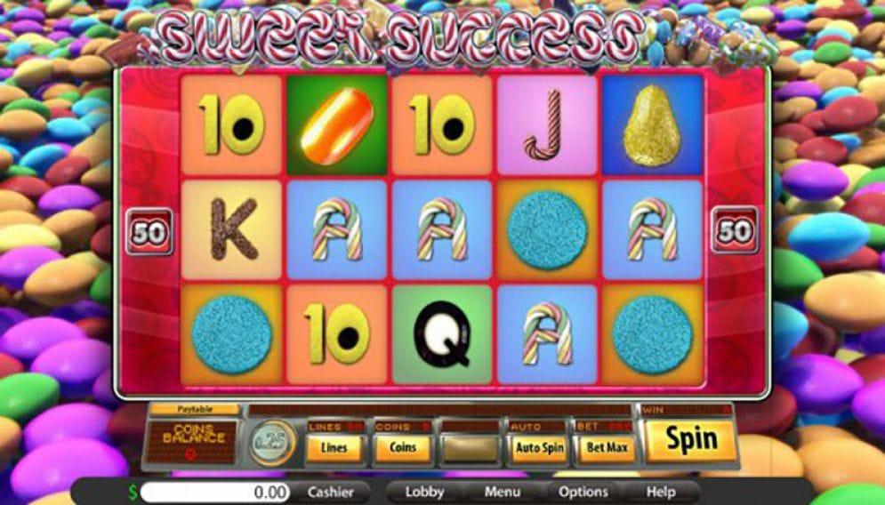 Sweet Success Slot Gameplay