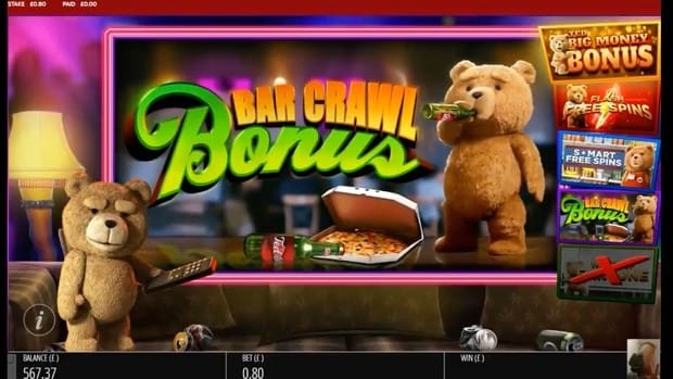 Ted slots Game