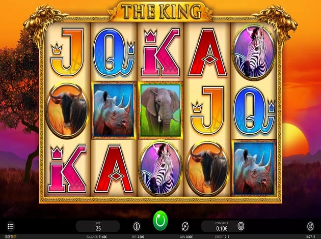 The King Slots Online