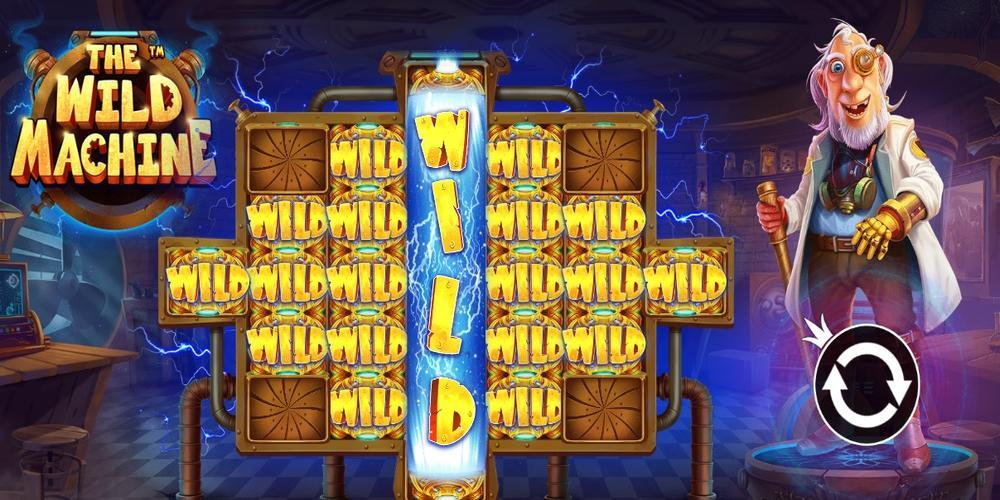 The Wild Machine Slot Online