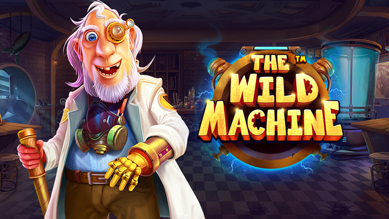 The Wild Machine Slots Mega Reel