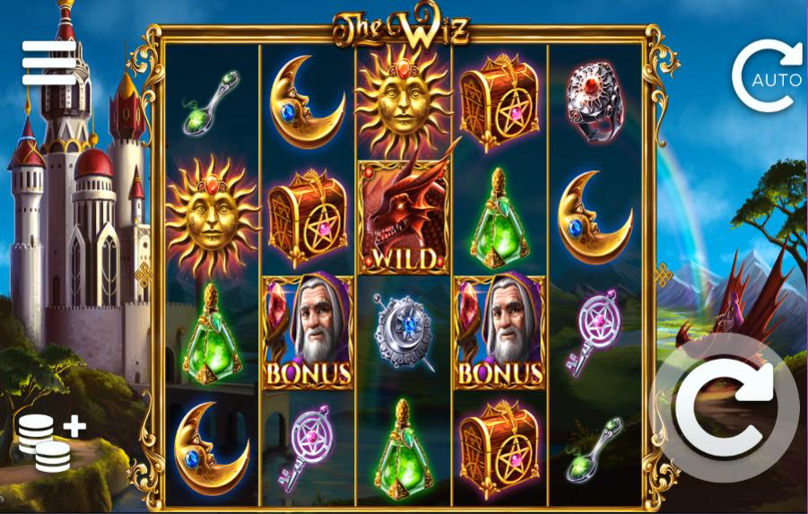 The Wiz Gameplay
