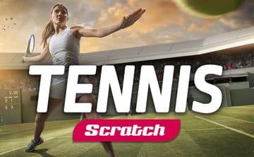 tennis scratch game online casino