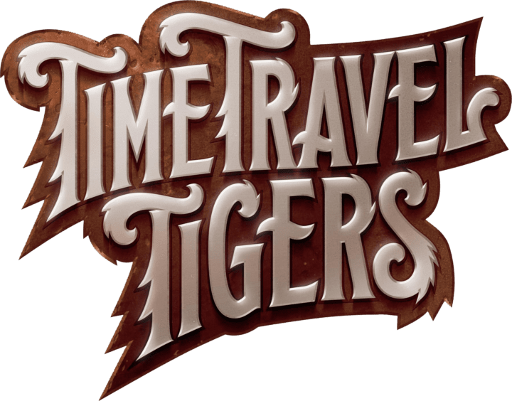 Time Travel Tigers Slots Mega Reel