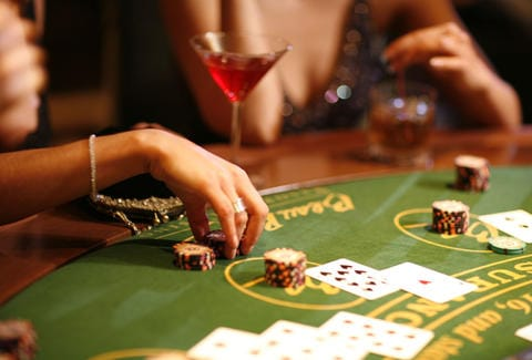 Gambling and Alcohol image