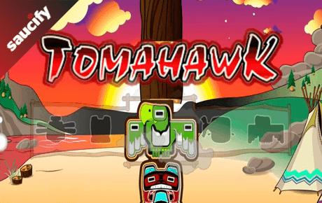 Tomahawk Slot Logo Mega Reel