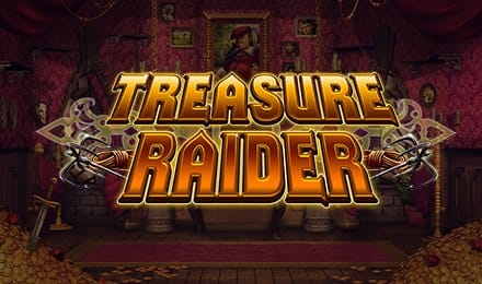 Treasure Raiders Slots