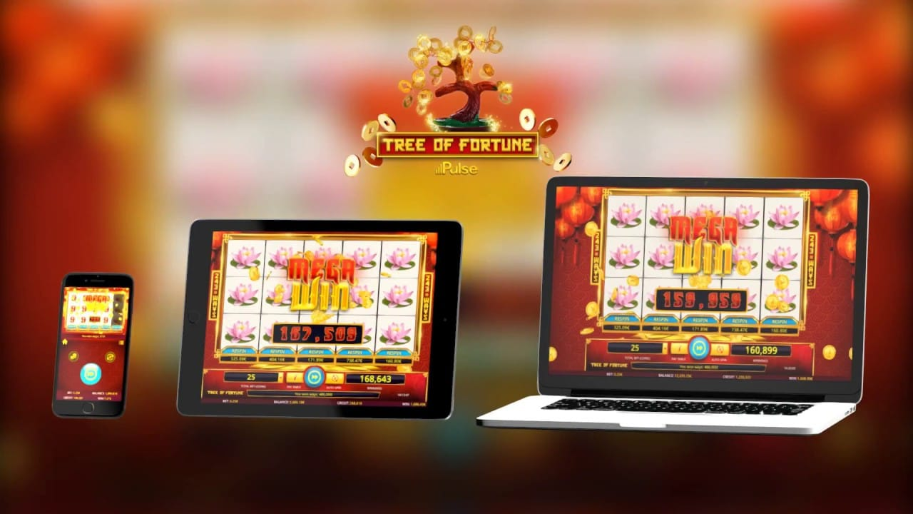 Tree of Fortune mobile slots