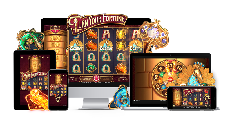 Turn Your Fortune Mobile slot