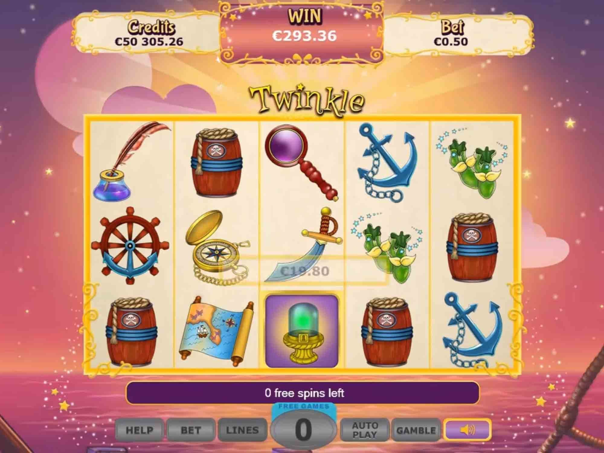 Twinkle Slots Online