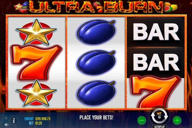Ultra Burn Slots Online