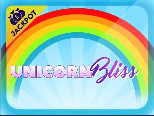 Unicorn Bliss Jackpot Slots Mega Reel