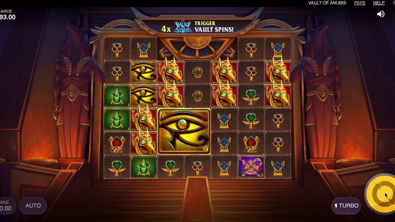 Vault of Anubis Slots