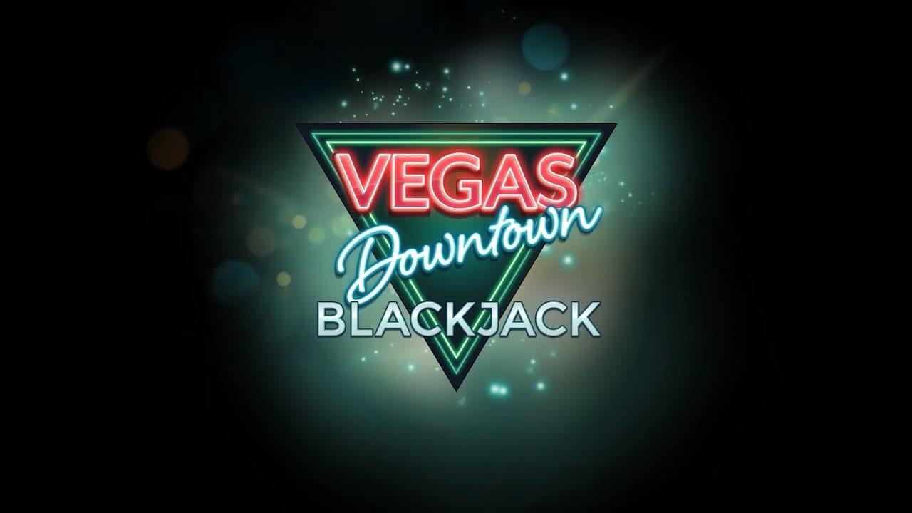 Vegas Downtown Blackjack Mega Reel