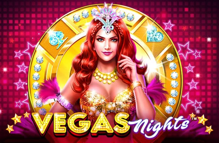 Vegas Nights slots Mega Reel