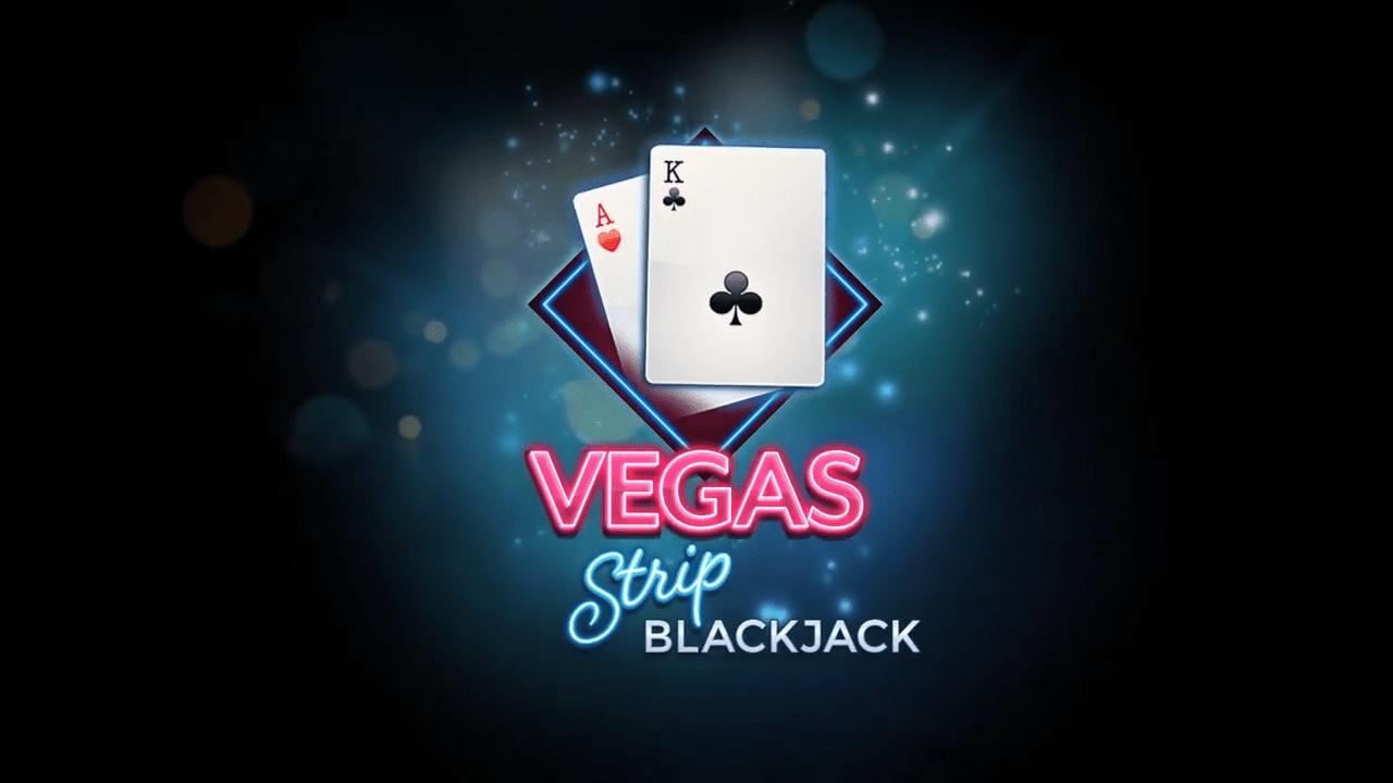 Vegas Strip Blackjack Mega Reel