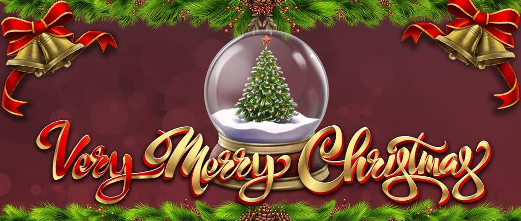 Very Merry Christmas Slots Mega Reel