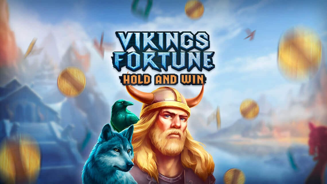 Vikings Fortune: Hold and Win Slots Mega Reel