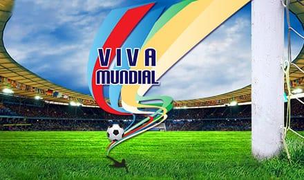 Viva Mundial slots Mega Reel