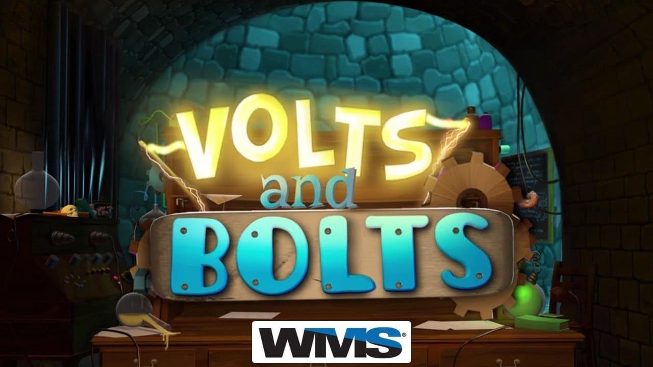 Volts and Bolts Slots Mega Reel