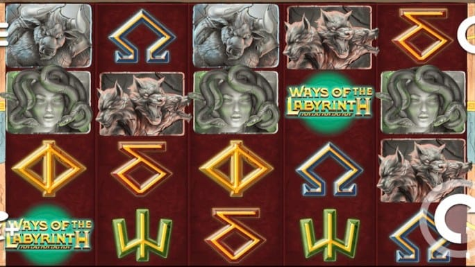 Ways of the Labyrinth Slot Online