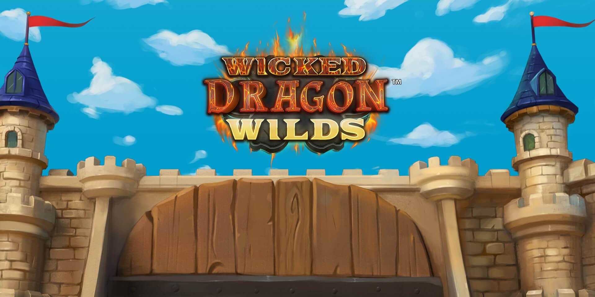 Wicked Dragon Wilds Slots Mega Reel