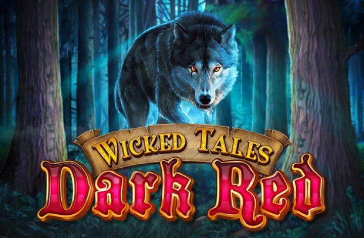 Wicked Tales Dark Red Logo