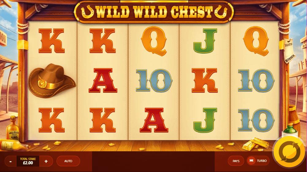 Wild Wild Chest Gameplay