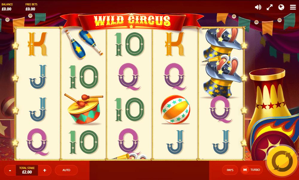 Wild Circus Gameplay