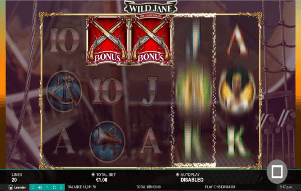 wild jane slots game online