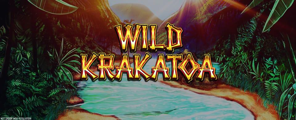 Wild Krakatoa Slots Mega Reel