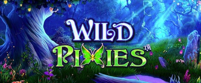Wild Pixies Slots Mega Reel
