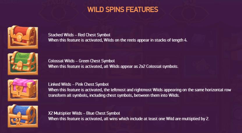 Wild Bazaar Spins