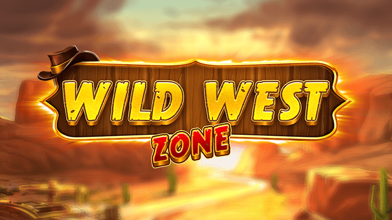 Wild West Zone Slots Mega Reel