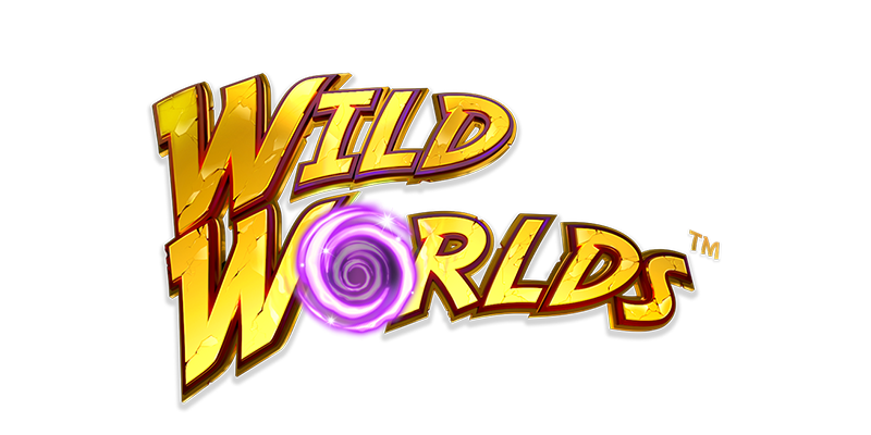 Wild Worlds Slot Game Logo